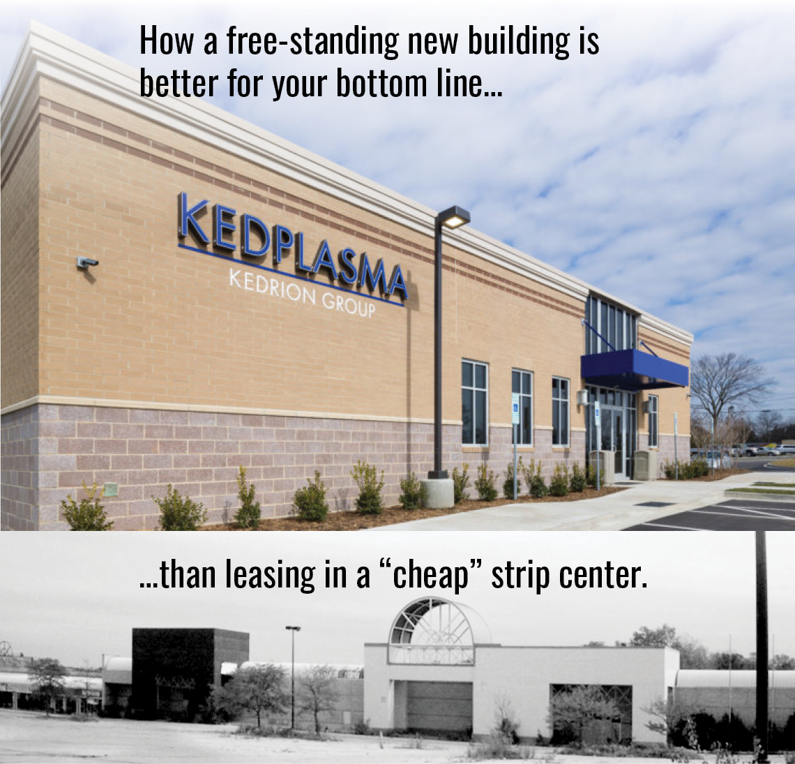 How a free-standing new building is better for your bottom line than leasing in a
