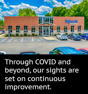 Through COVID and beyond, our sights are set on continuous improvement.